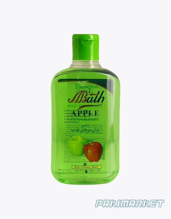 shampoo-bath-apple