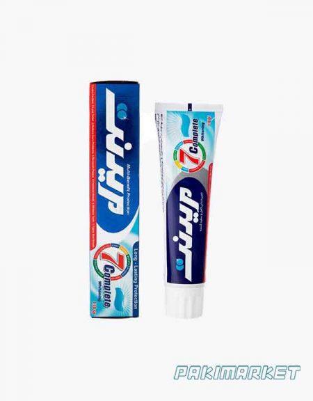 خمیر دندان مریدنت ساده